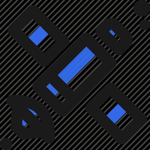 connectivity, satelyte icon