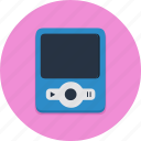 audio, media, mp3, multimedia, music, player, sound icon