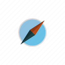 compass, safari icon