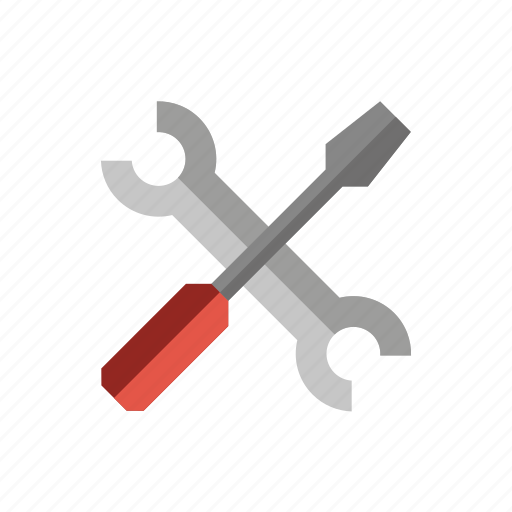 screw, screwdriver, tool, tools, wrench icon