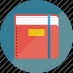 book, diary icon