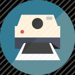 camera, photo, polaroid icon