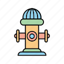 hydrant, tool, work