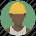 builder, building, bulid, construction, halmet, man, worker icon