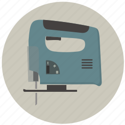 build, building, construction, electric, saw, tool, tools icon