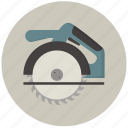 blade, building, construction, hand saw, saw, tool, tools icon