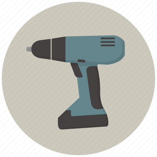 build, building, construction, drill, powerdrill, powerdriver, repair icon