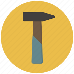 build, building, construction, hammer, hummer, repair, tool icon