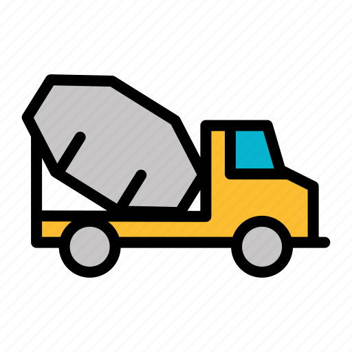 Builder, construction, contractor, house, industrial, tools, worker icon - Download on Iconfinder