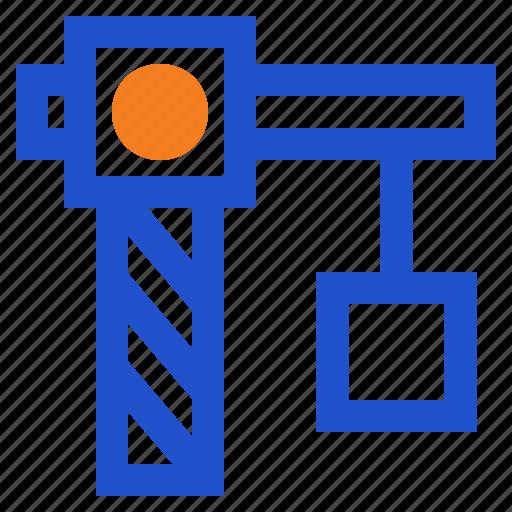 Build, construction, crane icon - Download on Iconfinder