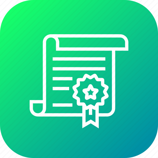 Badge, certificate, construction, contract, deal icon - Download on Iconfinder