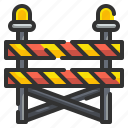 fence, safety, barricade, signaling, caution, barrier, construction