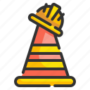 bollards, cone, construction, security, signaling, tools, urban