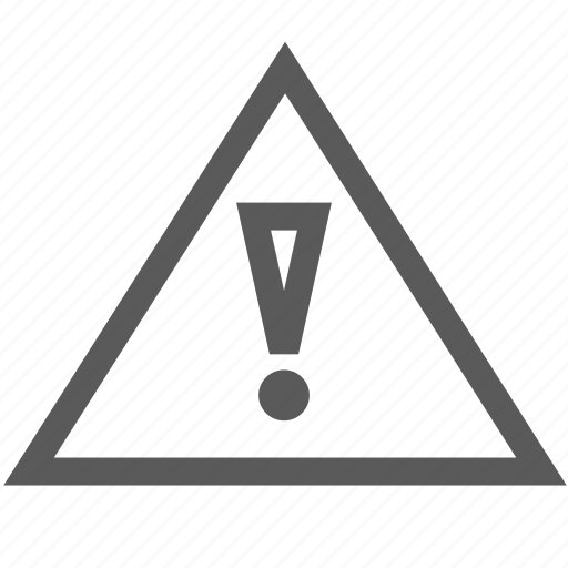 attention, board, info, notice, sign, warning icon
