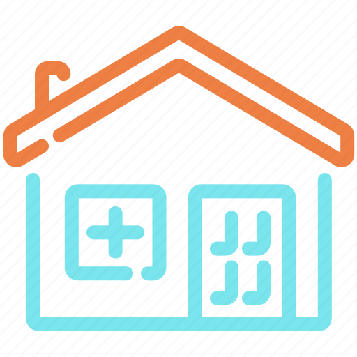 building, home, house, real estate, restaurant, shop, shopping icon
