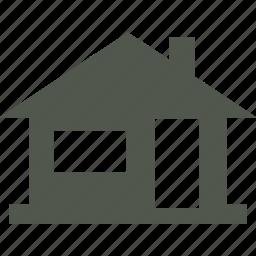 building, constraction, house, mason icon