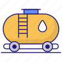 fuel, gas, oil, tank, tanker, truck, water