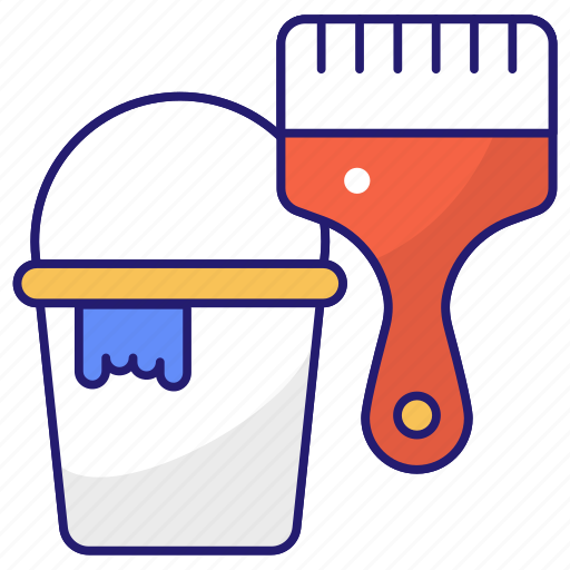 Paint, pattern, roller icon - Download on Iconfinder