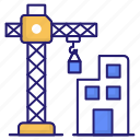 construction, development, page