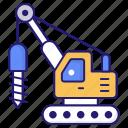 construction, equipment, work, building