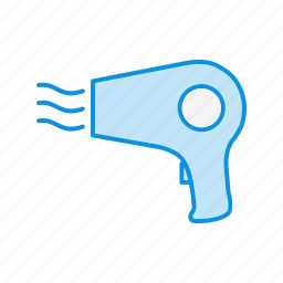 air, blower, cleaner icon