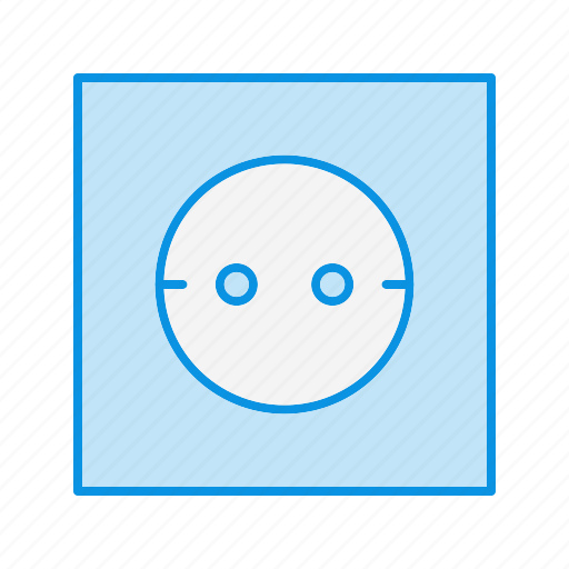 Electric, power, socket icon - Download on Iconfinder