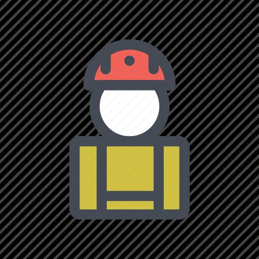construction, edit, human, real, repair icon