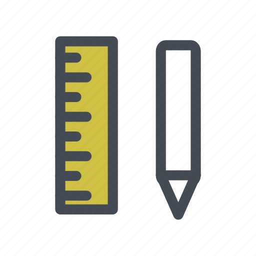construction, edit, pencil, real, repair icon
