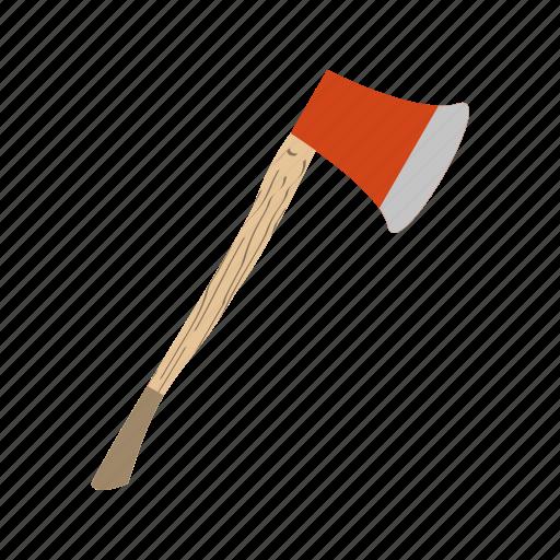 axe, cutting, hatchet icon