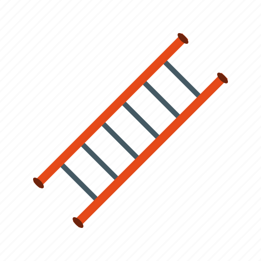 ladder, stairs, step, steps icon