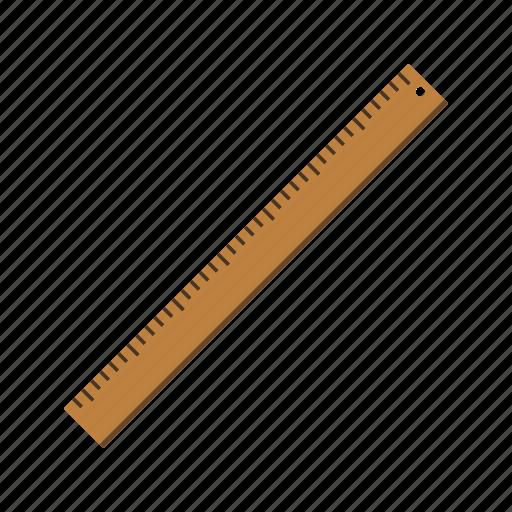 construction, geometry, measure, measurement, ruler, tools icon