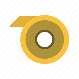 cassette, measure, repair, tape, tool icon
