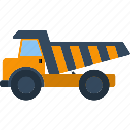 auto, background, building, business, car, cargo, color, construction, container, design, diesel, dump, dumper, duty, element, engineering, equipment, flat, flattened, graphic, heavy, icon, illustration, industry, isolated, logo, lorry, machine, machinery, mining, object, payload, pictogram, quarry, road, sign, simple, single, site, style, symbol, tipper, transport, transportation, truck, ui, vector, vehicle, web, white icon