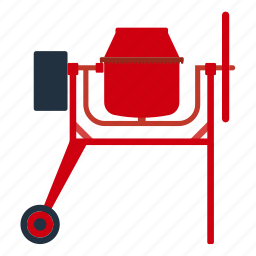 blend, blender, building, cement, cement mixer, cement-mixer, clipart, color, concrete, concrete-mixer, construction, container, contractor, deliver, design, drum, electric, electrical, engineering, equipment, flat, graphic, icon, illustration, industrial, industry, isolate, isolated, machine, metal, metallic, mixer, professional, render, renovation, repair, silhouette, single, site, tool, transport, ui, useful, vector, wheel, worksite icon