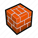 bricks, build, construction, cube, house, tile