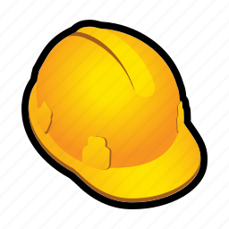 build, construction, helmet, protection, safe, safety, work icon
