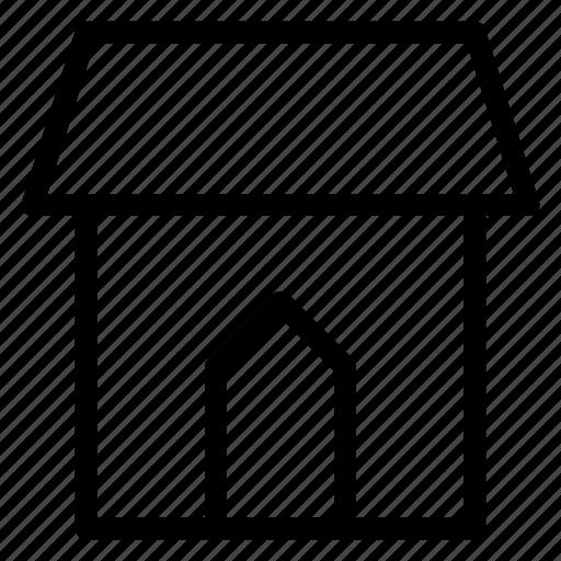 estate, home, house, store icon