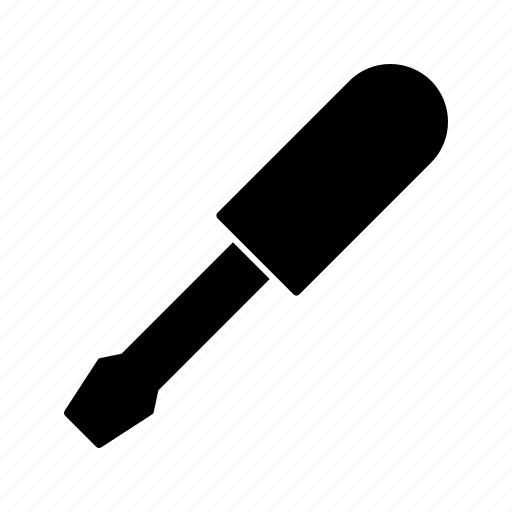 driver, repair, screw icon