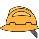 construction, helmet, protection, safety, workers icon