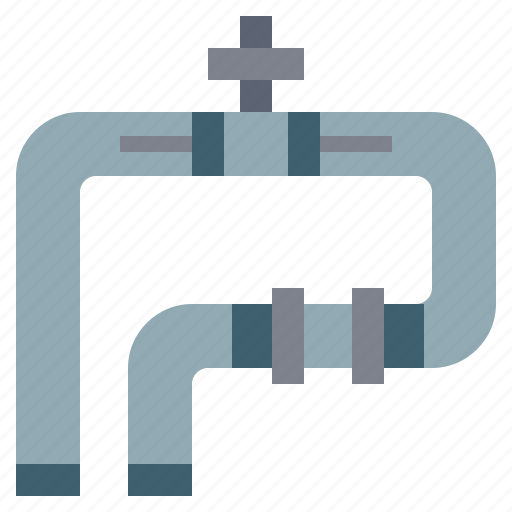 Buildings, gas, industrial, industry, oil, pipe, valve icon - Download on Iconfinder
