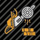 chain saw, chainsaw, circular, electric, gas, petrol, saw