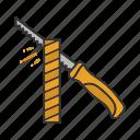 construction, cutter, hacksaw, handtool, instrument, pad saw