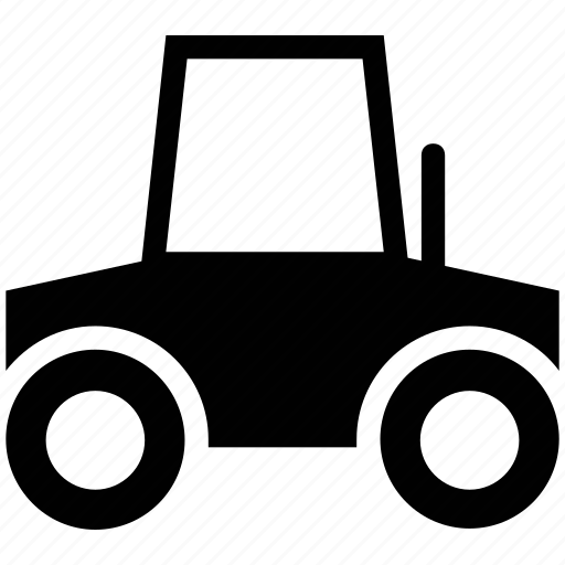 construction, tractor, truck, vehicle, work icon