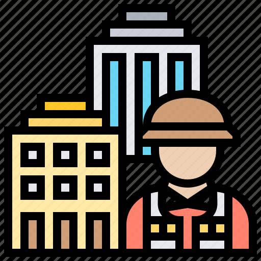 Architecture, building, city, construction, skyscraper icon - Download on Iconfinder