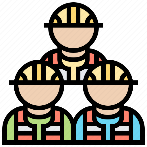 Collaboration, group, labour, teamwork, workers icon - Download on Iconfinder