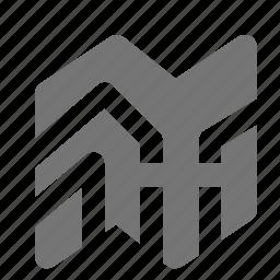 blueprint, construction icon