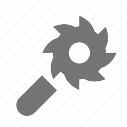 construction, tool, woodsaw icon
