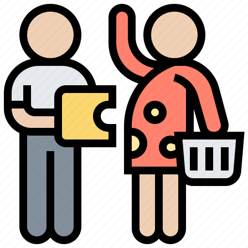 consumer, marketing, research, satisfaction, survey icon