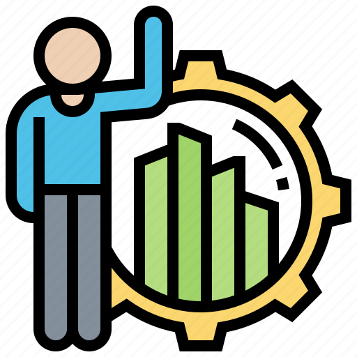 customer, decisions, determinants, factors, individual icon