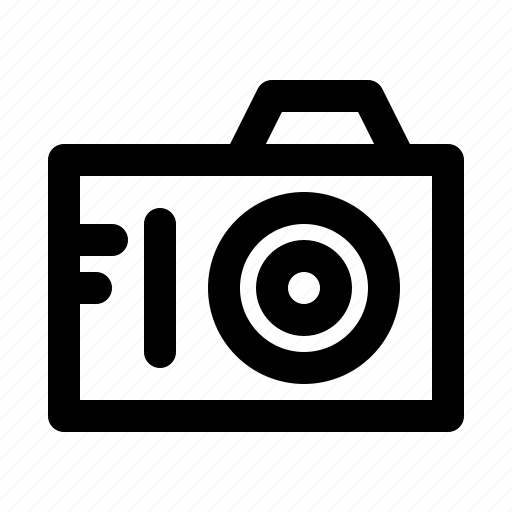 camera, devices, electronics, products, technology icon